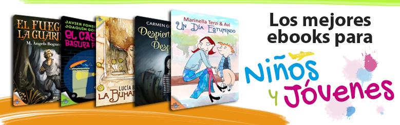 eBooks Infantiles y Juveniles